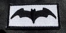 BATMAN DARK KNIGHT EMBROIDERED TACTICAL COMBAT HOOK LOOP PATCH