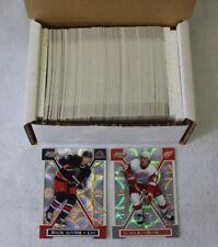 2002-03 Pacific Exclusive Hockey Retail Set (1-200) Nash Zetterberg