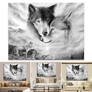 Wandtattoo Wolf Gunstig Kaufen Ebay