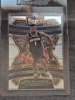 2019 Panini Select Zion Williamson Rookie Base Well-Centered