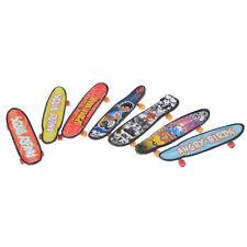 1PC Cool Mini Finger Skateboard Toy Kids Children Desk Stress Toy Gifts BH