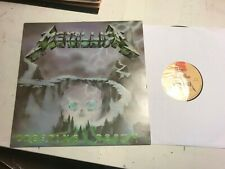 Metallica EP Creeping Death '84 ORIG slayer megadeth uk france MFN 12 KUT 112 !