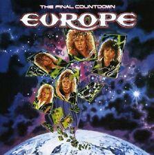 Europe The Final Countdown CD+Bonus Tracks NEW SEALED Metal
