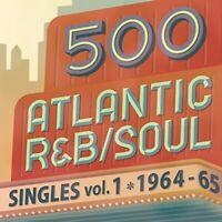 500 Atlantic R&B/Soul Singles Vol.1 (1964/1965) [New CD] Japan - Import