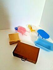 Vintage Liddle Kiddle Stroller Other Plastic Doll House Furniture Samsonite