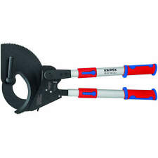 Knipex 95 32 100 Ratchet Cable Cuttercenter Cut26 34in
