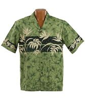 Bird of Paradise Hawaiian Aloha Shirt