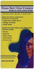 Nasal Soft CPAP Cushion - Blue