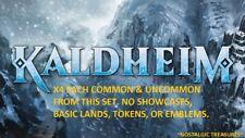 KALDHEIM X4 EACH COMMON & UNCOMMON + UPGRADES MTG MAGIC ~NOSTALGIC TREASURES~