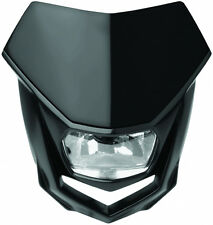 Polisport Halo Headlight Cover Black Kreidler Enduro 125 Enduro125