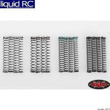 RC 4WD Z-S1351 100mm Ultimate Scale Shocks Internal Spring Assortment