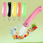 Ceramic Vegetable Mini Fruit Folding Foldable Knife Cutlery Fold Cutlery G6