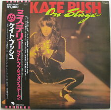 KATE BUSH On Stage 1979 JAPAN ORG LP Minty!