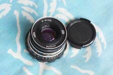 Industar-61 L/D 53mm F/2.8 Lens For M39 Fed Zorki Leica *