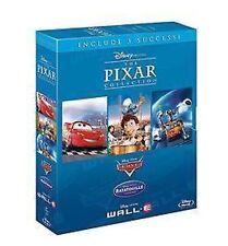 DISNEY PIXAR BLU R COLLECTION (Cars Ratatouille Wall-e)