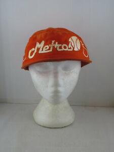 Miami Metros Hat (VTG) - Big Cheese Pizza Promo - Adult Elasticback