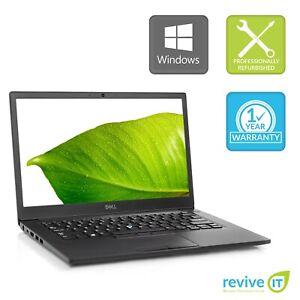 """Custom Build Dell Latitude 7490 14"""" Touch Laptop Core i5 Min 1.60GHz Grade A"""