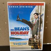 Mr Bean's Holiday DVD Rowan Atkinson NEW