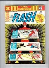 Dc 100 Page Super Spectacular #22 The Flash 1973 Vintage Comic