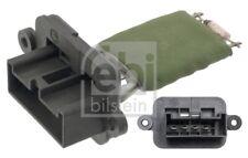 Heater / Blower Resistor fits FIAT PANDA VAN 169 1.1 1.2 1.3D 2004 on Regulator