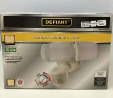 New DEFIANT 1002578077 LED Motion Security Light