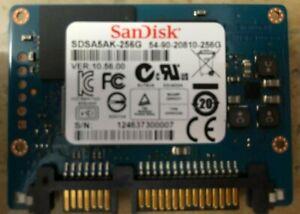 SanDisk 256GB SDSA5AK-256G SATA 6Gbps Internal SSD