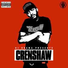 Nipsey Hussle - Crenshaw Mixtape CD