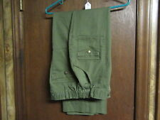 Boy Scout Pants, elastic waist, Size 22, Waist 31    cu34