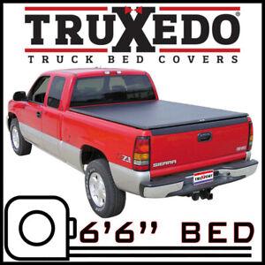 "TruXedo TruXport Tonneau Bed Cover for 1999-2007 GMC Sierra 1500 w/ 6' 6"" BED"