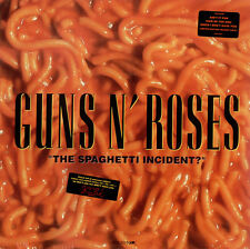GUNS N' ROSES The Spaghetti Incident? 1993 ORANGE vinyl ~ Geffen GEF24617