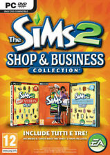 The Sims 2: Shop & Business Collection (Windows PC, 2009)