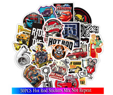 Stickers Lot 50pcs Racing Car Racing Stickers Decals For Honda Vw Ford Toyota