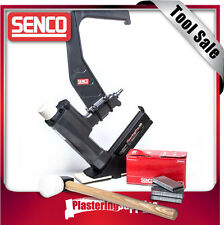 Senco FloorPro 50 25-50mm Flooring Stapler Secret Nailer + 2000 45mm Staples