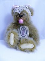 Kimbearlys Originals Plush Bear Bubbles 9 Inch Kimberly Hunt 1 Edition 2998