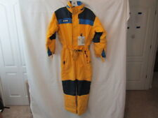 Vintage Columbia Snow Suit Women's American Small Full Body Snow Suit US 10/12