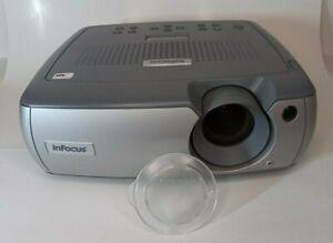 InFocus LP540 XGA Multimedia LCD Video Projector 1700 Lumens - 386 Lamp Hours