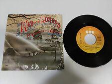 """WAR OF THE WORLDS LA GUERRA DE LOS MUNDOS SINGLE 7"""" VINILO VINYL 1978 SPAIN ED"""