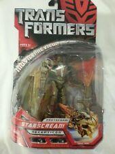 NEW - Transformers Movie 2006 - Movie Preview Protoform STARSCREAM