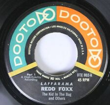 50'S & 60'S 45 Redd Foxx - The Kid In The Bag And Others / The Dog In The Brassi