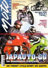 MOTO LEGENDE  90 BSA 500 Gold Star HONDA VX 1000 JAPAUTO CB KAWASAKI Z1000 R2 GG