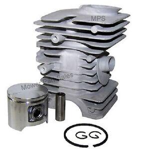 Cylinder & Piston Kit Husqvarna 40 45 240R 245R 49 Jonsered 2041 GR41 Partner