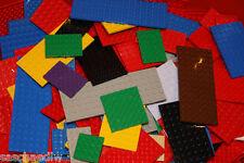 LEGO® 30 Platten - verschiedene Größen und Farben