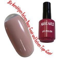 UV Polish Soak Off Gel Nail Art Nagellack Farbe # Mimosa
