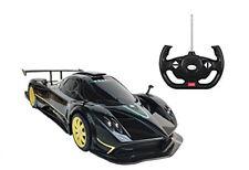 Rastar Radio Remote Control 1:14 Scale Pagani Zonda R Licensed RC Car In Black
