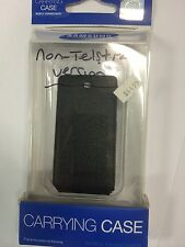 Samsung SGH-F480,F480V Fitted Carrying Flip Case - Black AALC820NBECSTD Original