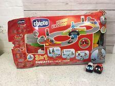 Chicco Ducati 3in1 Multiplay Race track in box
