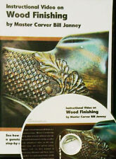 Wood Finishing DVD/gun stocks/gunsmithing/wood finishes