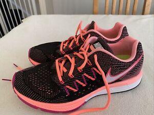 Women's Nike Zoom Vomero 10 Running Fitness Trainers Size Uk 7