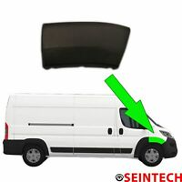 Fiat Ducato Front Wheel Arch Protective Side Moulding Strip Trim 2006 - 2014 O/S