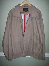 Guide Series Gentleman's Field Jacket by Gander Mt. sz XLT Khaki Beige Barn Coat